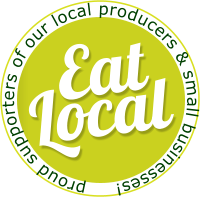 Eat Local - Support small businesses